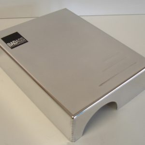 ALUMINIUM AIR BOX COVER