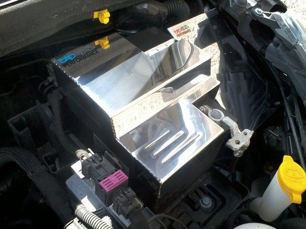 Adam S 1.4 T Battery Cover