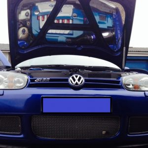 GOLF MK5 FUSE RELAY COVER - Get Badass | Engine Bay Styling