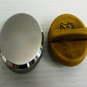 OIL CAP COVER