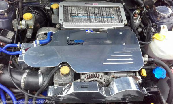 MANIFOLD COVER FOR A SUBARU IMPREZA ONLY FITS 97 - 99
