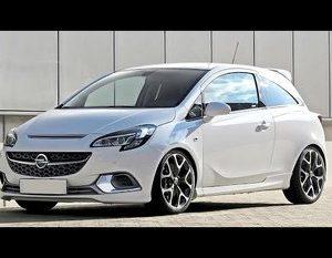 Vauxhall CORSA E 1.4 2.0 TURBO