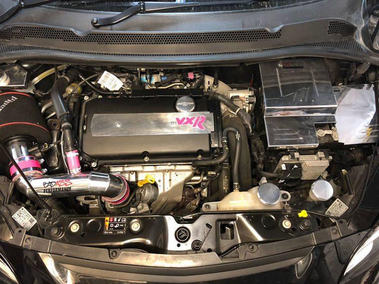 CORSA E SHOW CAR