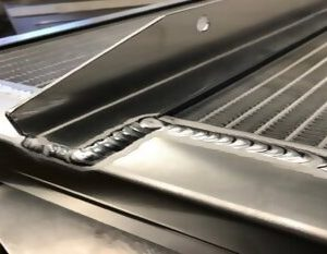 Custom Made Aluminum Car Radiator