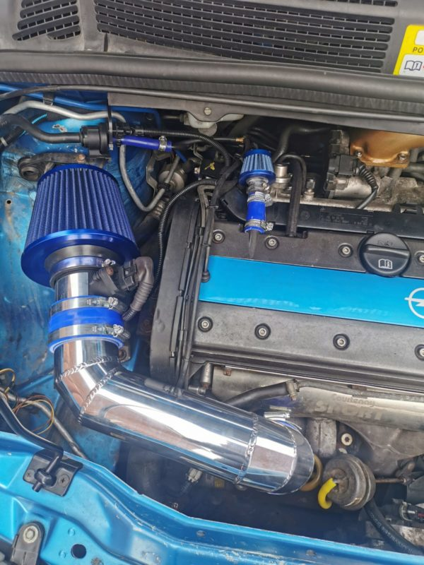 Astra GSI induction kit