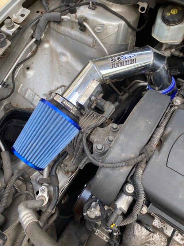 Astra J 1.4 non turbo Induction kit