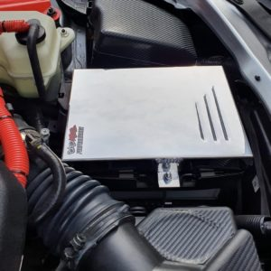 FIAT 124 ABARTH SPIDER BATTERY COVER